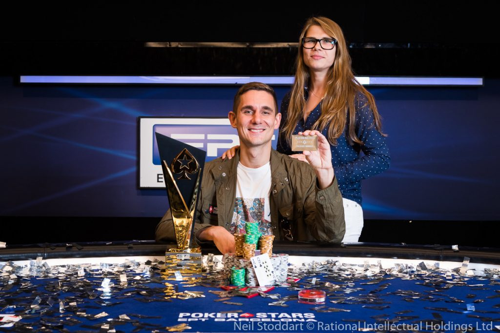 Piotr Nurzynski vince EPT Barcellona 2018